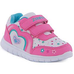 Кроссовки для девочки Зебра