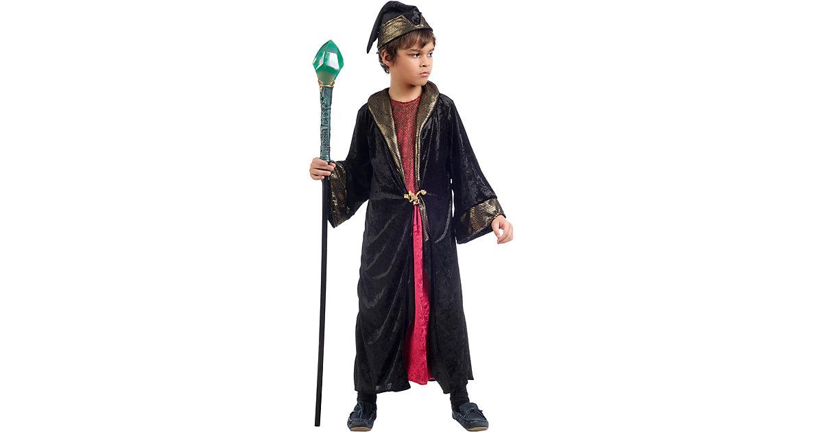 Kostüm Zauberer Aksar Gr. 152/158 Jungen Kinder