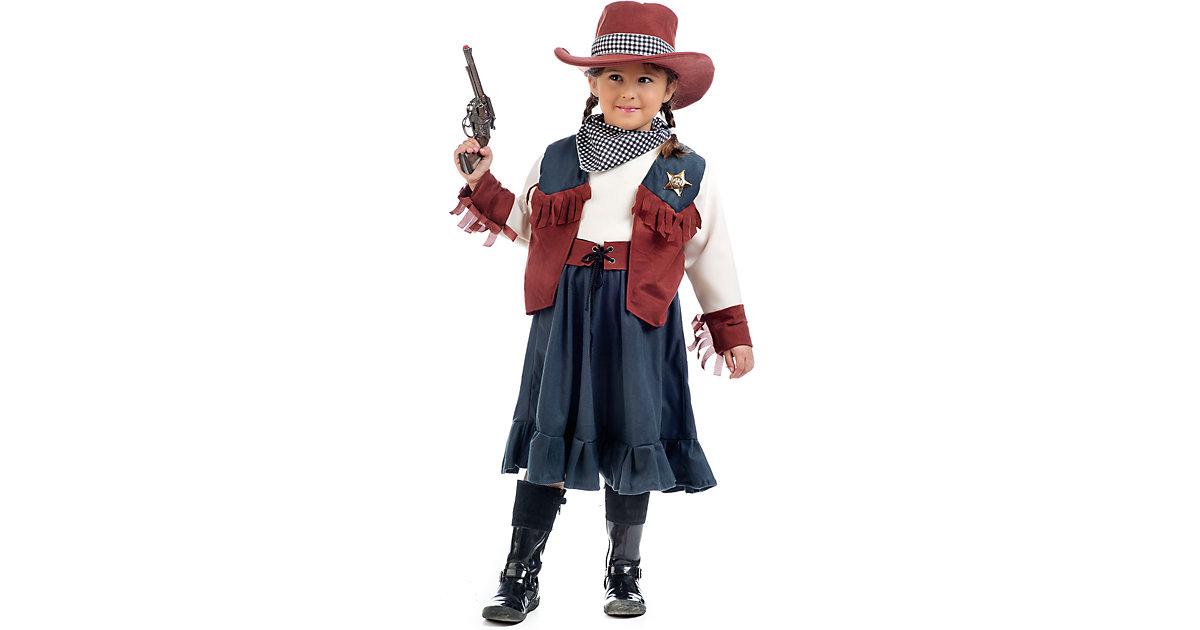 Kostüm Cowgirl Annie Gr. 152/158 Mädchen Kinder