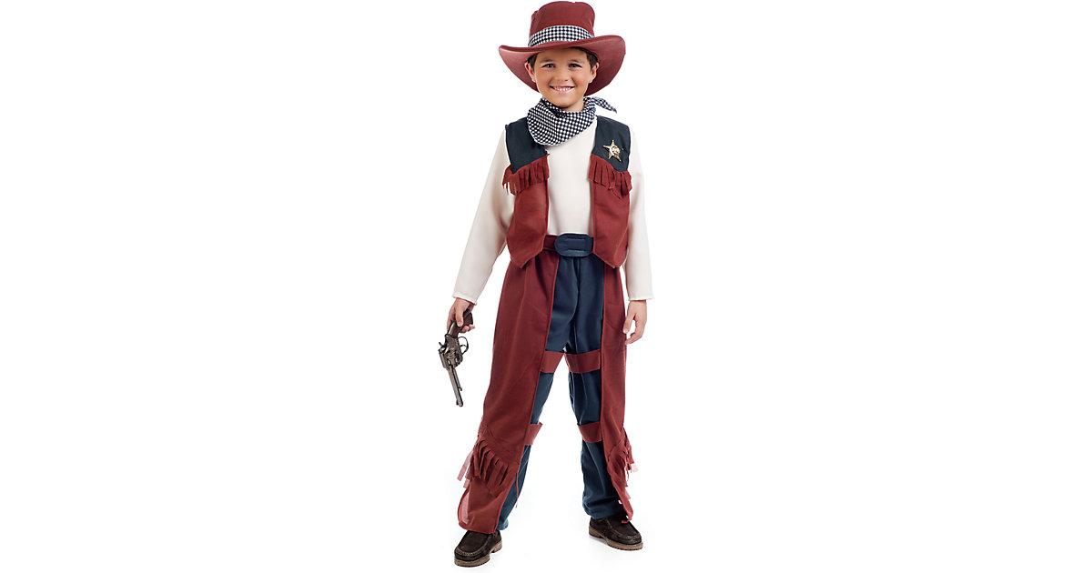 Kostüm Cowboy Billy Gr. 152/158 Jungen Kinder