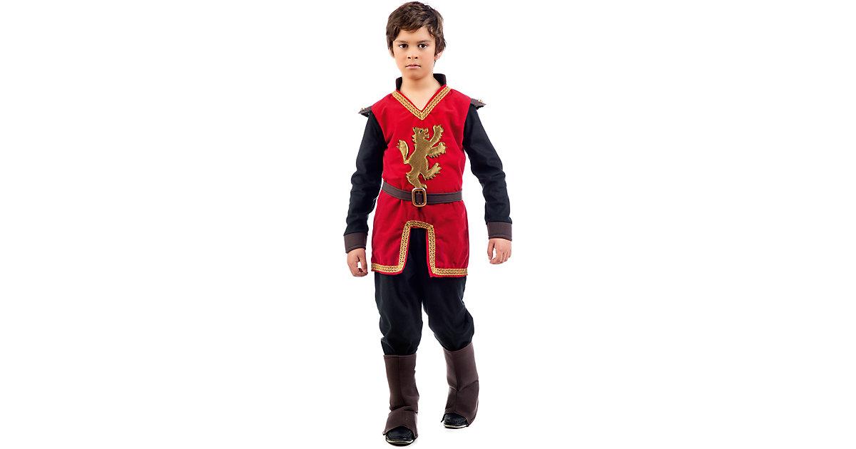 Kostüm Mittelalterlicher Leo Gr. 152/158 Jungen Kinder