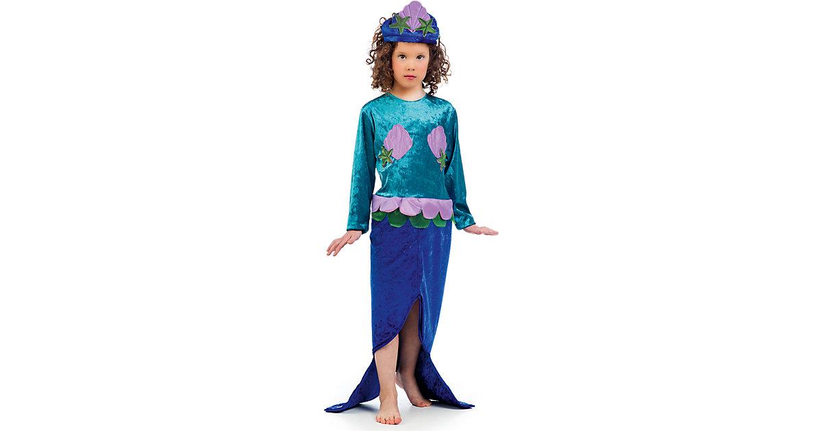 Kostüm Meerjungfrau Mariela Gr. 152/158 Mädchen Kinder