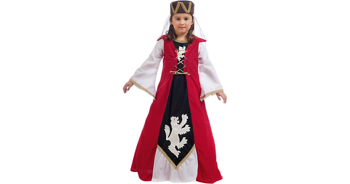Kostüm Mittelalterliche Leonor Gr. 152/158 Mädchen Kinder
