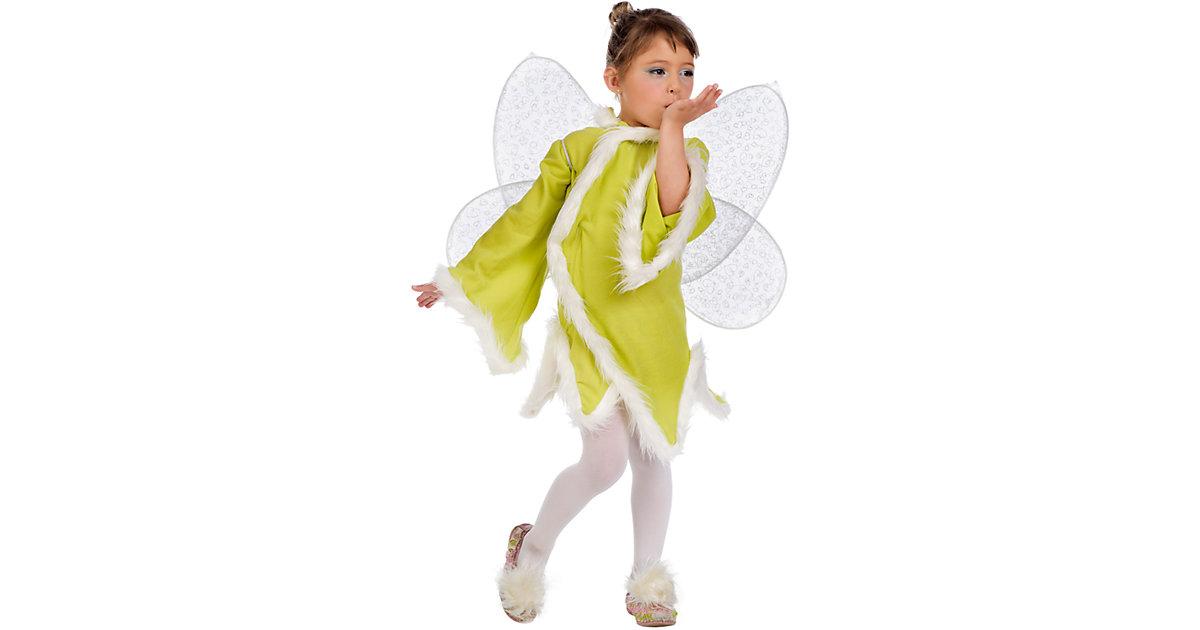 Kostüm Fee ´´Glöckchen´´ Gr. 152/158 Mädchen Kinder