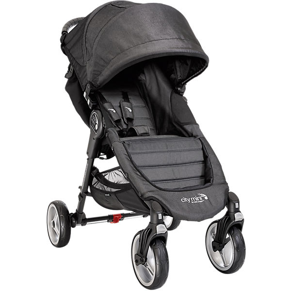 Sportwagen City Mini 4-Rad, black denim