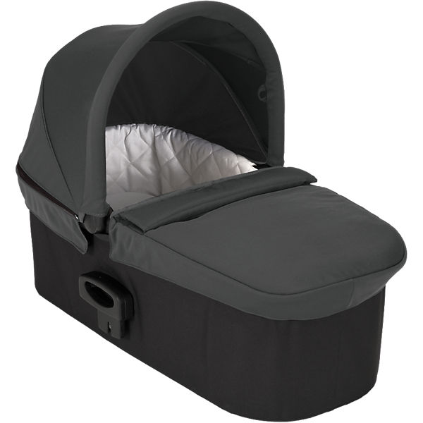 Kinderwagenaufsatz Deluxe für City Mini, City Elite & Summit, charcoal, Sonderedition