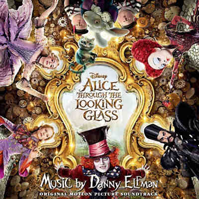 CD Alice through the looking glass- Alice im Wunderland Orioginal Soundbuch)