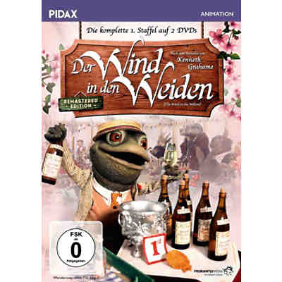 DVD Der Wind in den Weiden - Season 1