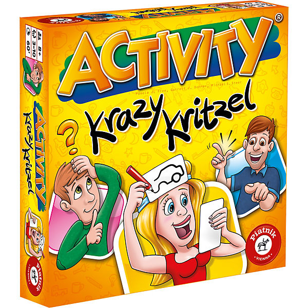 Activity Krazy Kritzel