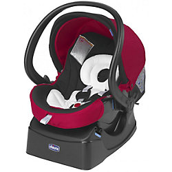 Автокресло Auto-Fix Fast Baby, 0-13 кг., CHICCO, красный