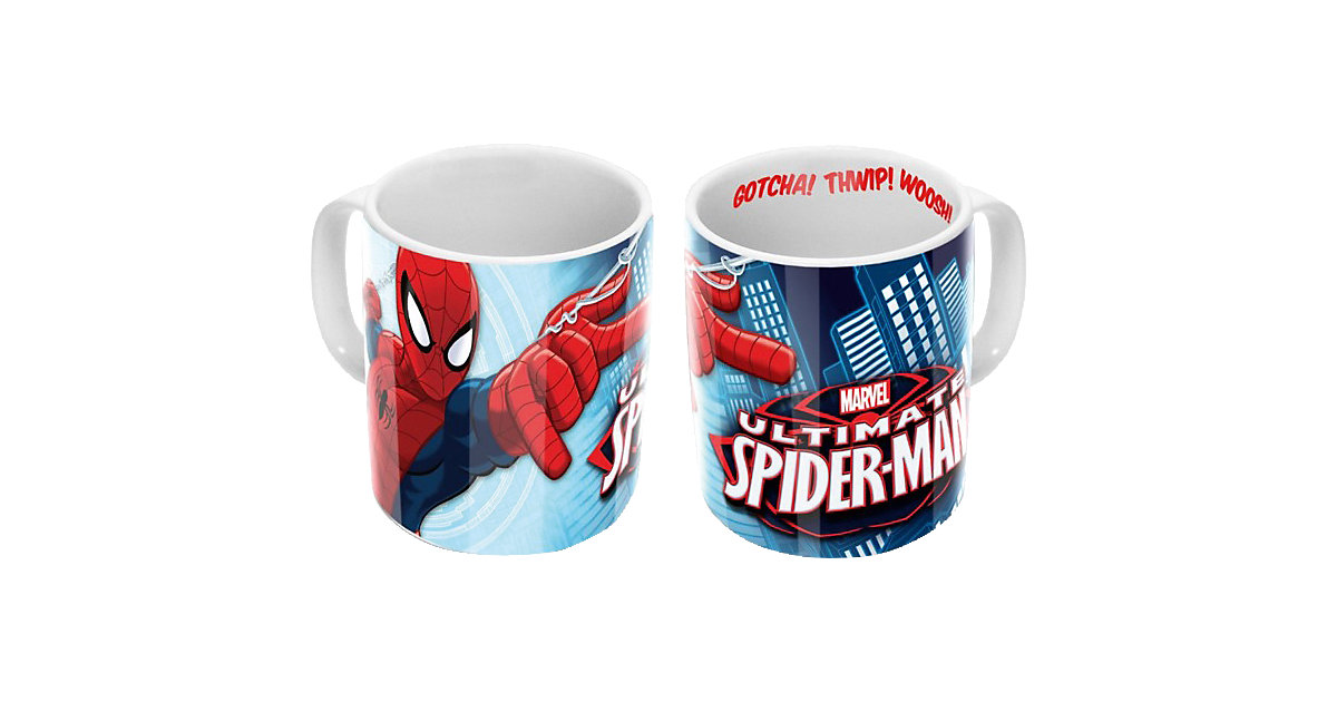 Keramiktasse Spiderman