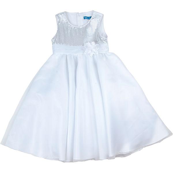 Платье для девочки Button Blue - белый