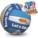 """Волейбольный мяч """"Lazy Town"""", Лето"""