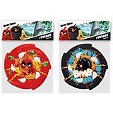 Летающая тарелка Angry Birds