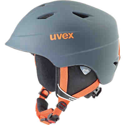 Skihelm airwing 2 pro titanium-orange matt