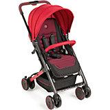 Прогулочная коляска Jetta, Happy Baby, вишневый