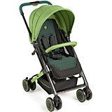 Прогулочная коляска Jetta, Happy Baby, зеленый
