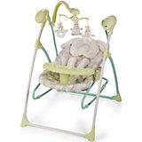 Электрокачели Luffy, Happy Baby, зеленый