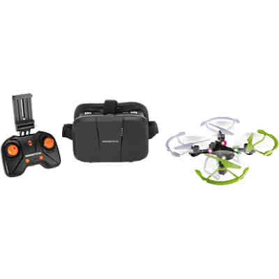 RC Quadrocopter DT-FVP-VR