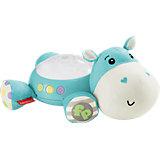 "Плюшевая игрушка-проектор ""Бегемотик"", Fisher Price"