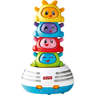 Fisher-Price Musikspaß Pyramide Bright Beats