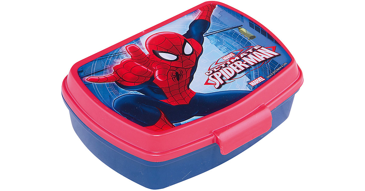 Brotdose Spiderman