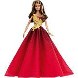 Праздничная Barbie в красном платье