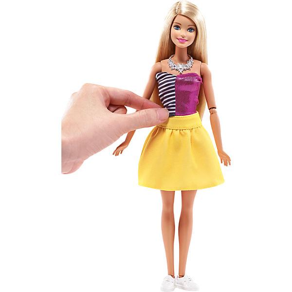 Куклы и одежда для кукол Barbie Кукла Барби в платье-трансформере