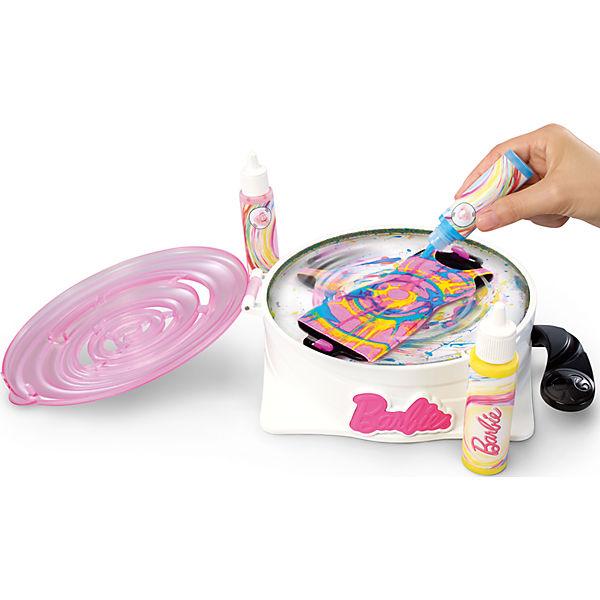 Набор для создания цветных нарядов и кукла, Barbie