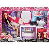 Набор для создания блестящих причесок, Barbie