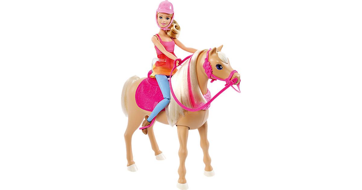 Barbie Die große Hundesuche - Tanzspaß Pferd und Puppe