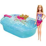 Набор для купания щенков, Barbie