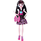 Кукла Дракулаура в модном наряде, Monster High