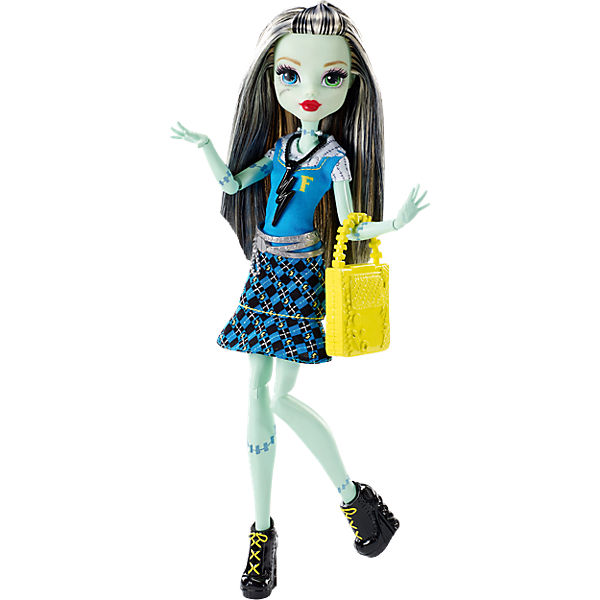 Monster High Todschicke Monsterschülerin Frankie