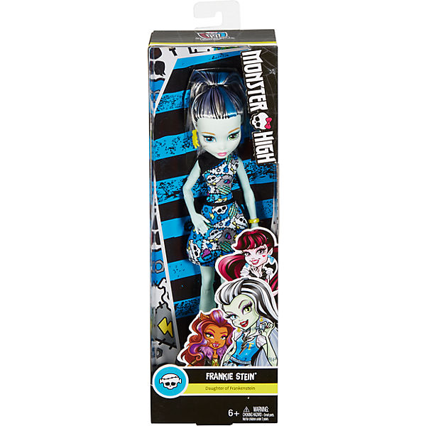 Кукла Фрэнки Штейн, Monster High
