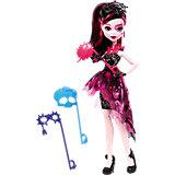 "Кукла Дракулаура из серии ""Буникальные танцы"" с аксессуарами, Monster High"