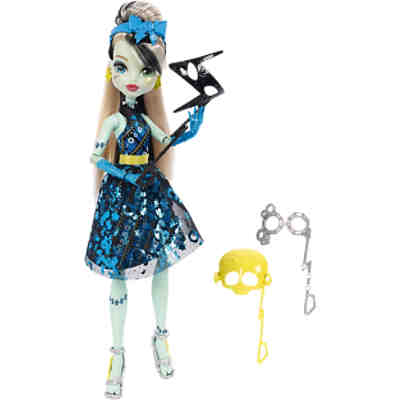 "Monster High ""Willkommen an der Monster High""  Foto-Monsterfreundin Frankie"