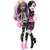 Набор из двух кукол: Дракулаура и Моника, Monster High