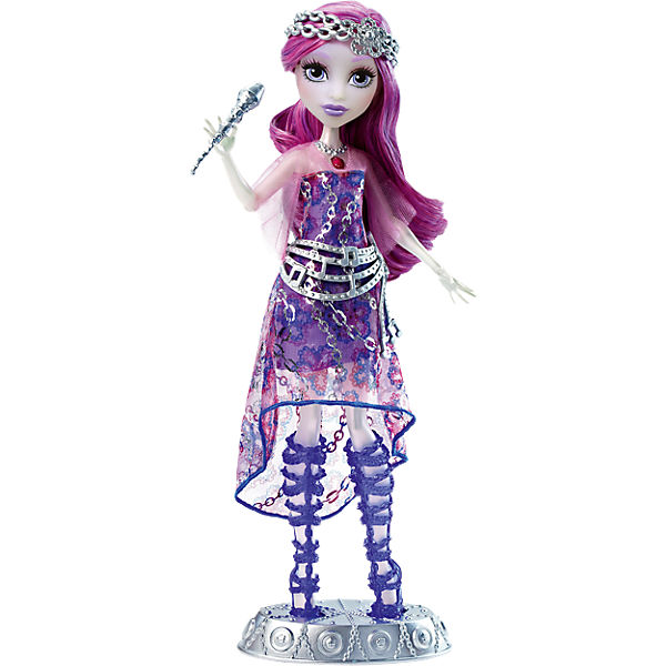 "Monster High ""Willkommen an der Monster High""  Singender Popstar Ari Hauntington"