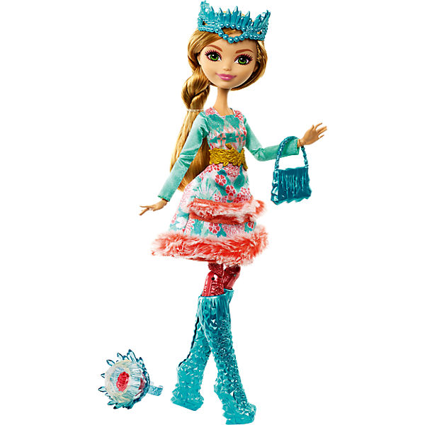 Ever After High Ewiger Winter Ashlynn