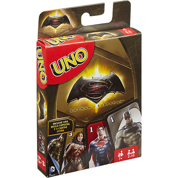 UNO Batman v Superman
