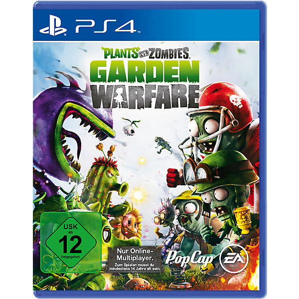 PS4 Plants vs Zombies: Garden Warfare 1