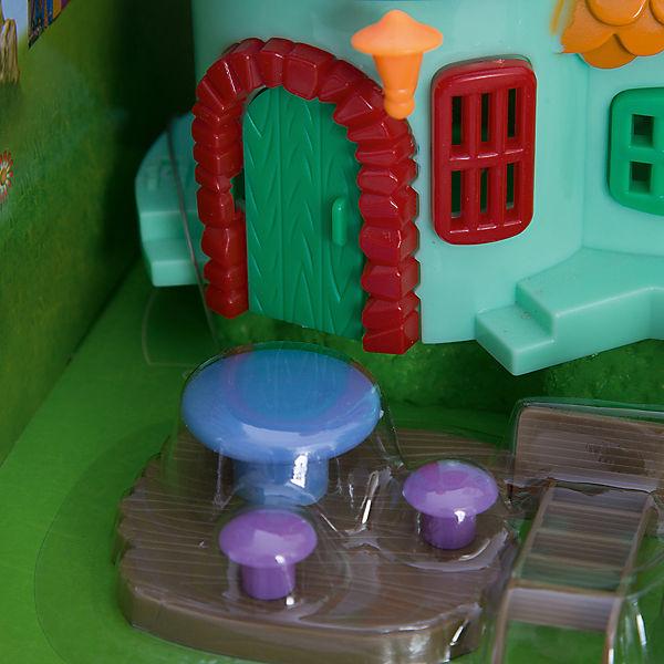 Игровой домик с фигурками гномиков, Zhorya
