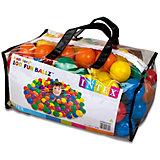 Набор мячей для сухого бассейна, диаметр 6,5см.