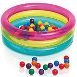"""Игровой бассейн с шариками """"Классический"""", 86х25см"""