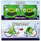2 Мячеловки-свиньи и 4 мяча, Angry Birds, 1toy