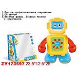 """Развивающая игрушка """"Робот"""", со звуком и светом, Zhorya"""