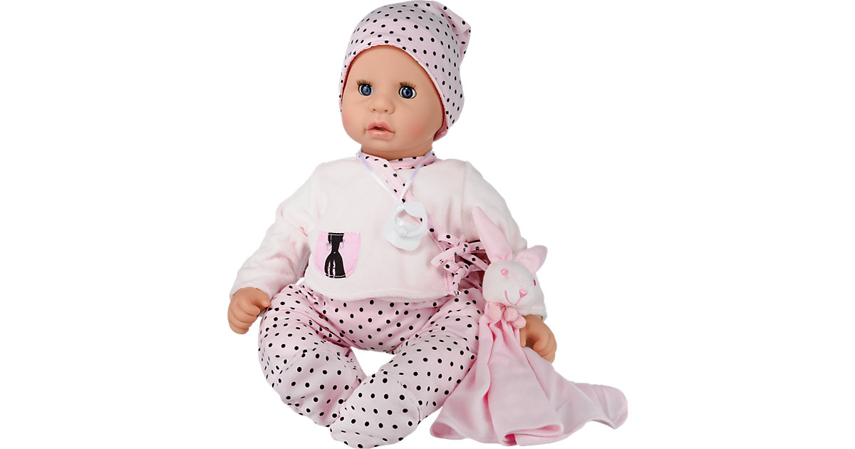 Puppe Cookie ladies & spots, 6tlg, 48 cm