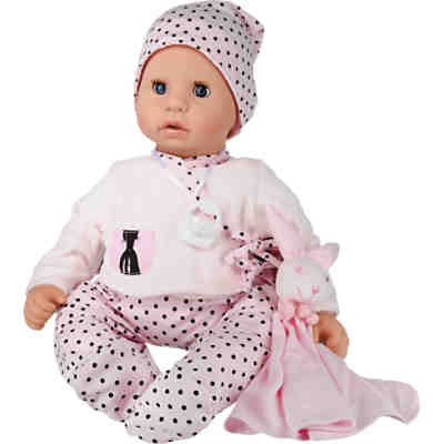 Babypuppe Cookie ladies & spots, 6tlg, 48 cm