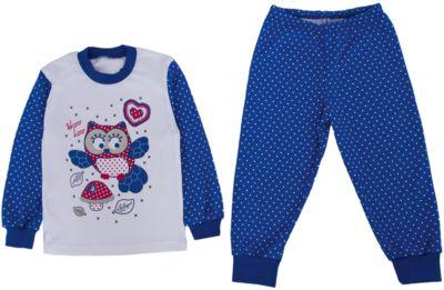 Пижама Апрель - синий